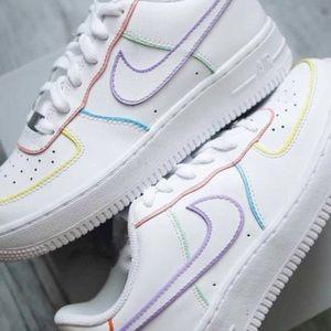 Air Force 1 Lows Custom sneakers